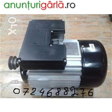 Motoare Electrice Monofazate Second by Motor Electric Monofazat 4kw Bobinaj Cupru Urgent