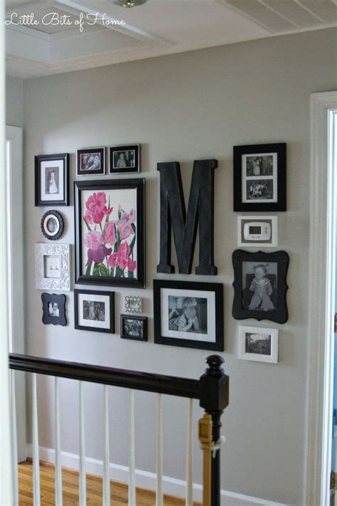 home decorating ideas living room walls 25 best ideas about small hallways on