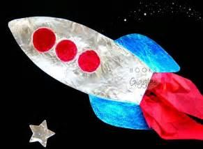 rocket crafts for shiny rocket craft allfreekidscrafts