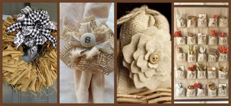 burlap craft projects link up here for the burlap challenge the csi project