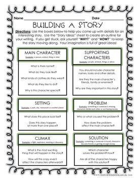 how to create a story best 25 writing outline ideas on fiction