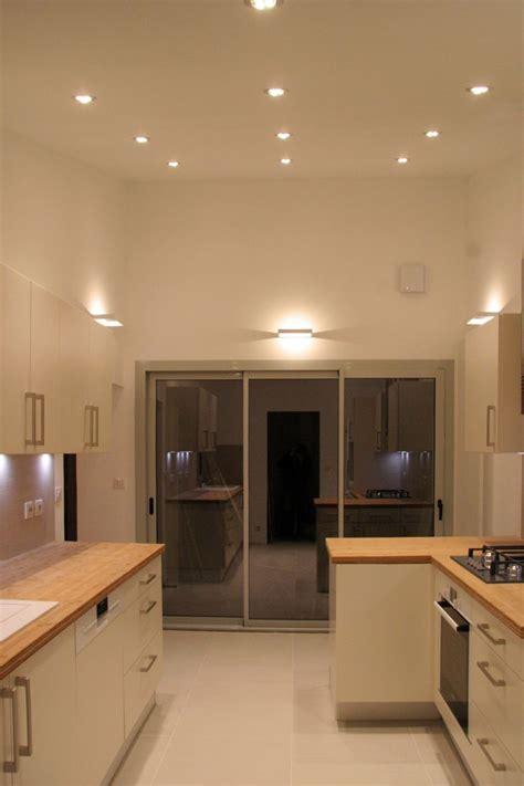 kitchen spotlight lighting lighter spotlights curran electrical services