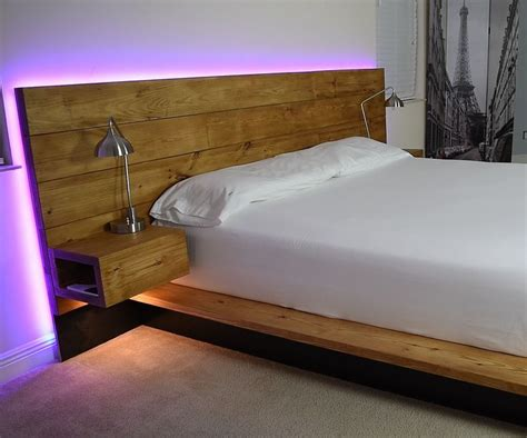 diy bed frame best 25 diy platform bed ideas on diy