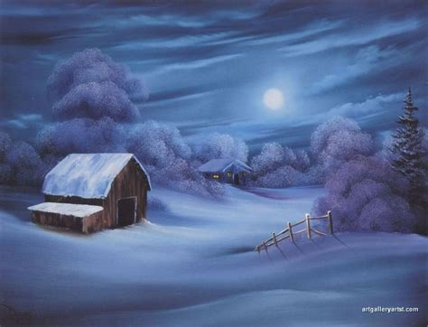 bob ross paintings winter 30 best images about painting winter on