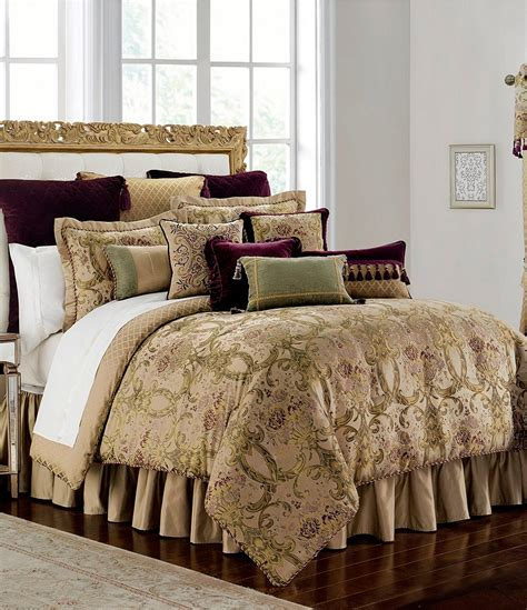 waterford comforter set waterford carlotta bouquet comforter set dillards