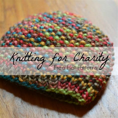 what can i knit for charity knitting for charity 20 hat patterns allfreeknitting