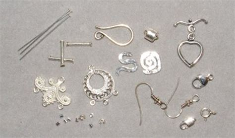 silver findings for jewelry other jewelry findings where to buy pretty