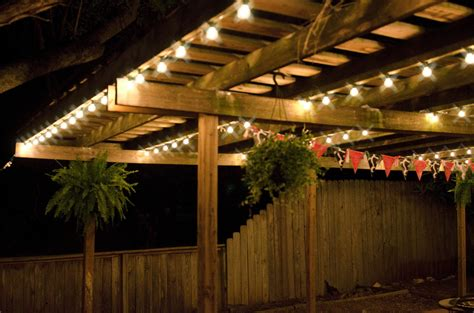 patio outdoor lights patio wall lights 10 ideal ways to light up your home