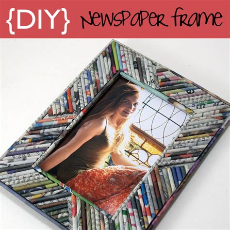 newspaper craft projects diy recycled projects for home decor