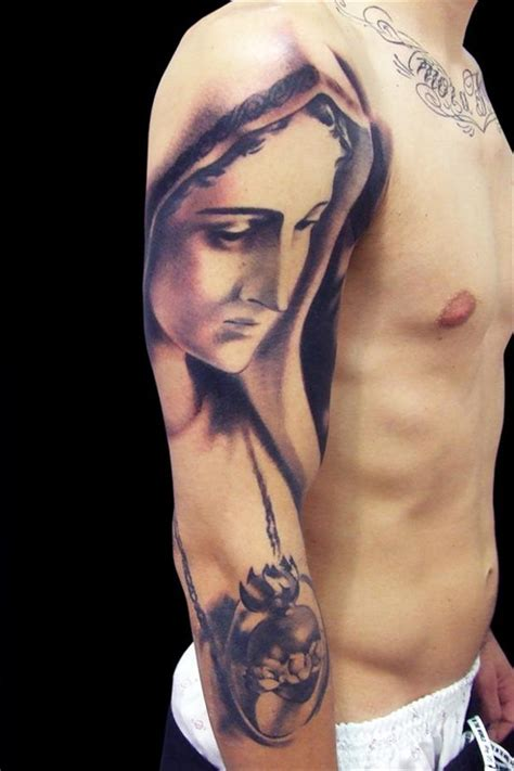 best tattoos mother mary tattoo dump a day