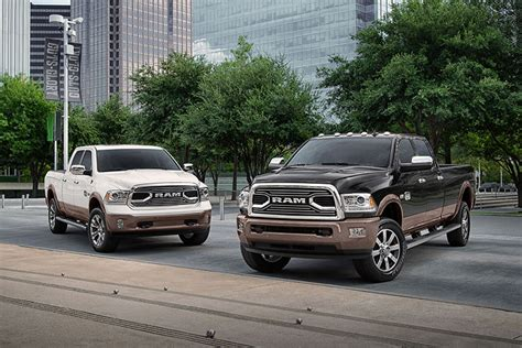 New Truck Styles by Ram Trucks Adds Sized Style With New Special Editions