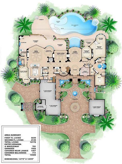 luxury mansions floor plans best 25 mansion floor plans ideas on house