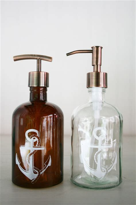 recycled glass bathroom accessories rail19 recycled glass soap dispensers traditional