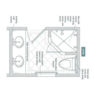 bathroom drawing adding a bathroom to a master bedroom dressing area try 2
