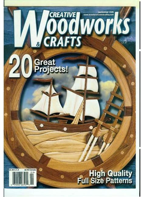 creative woodworks creative woodworks crafts 110 2005 09 pdf