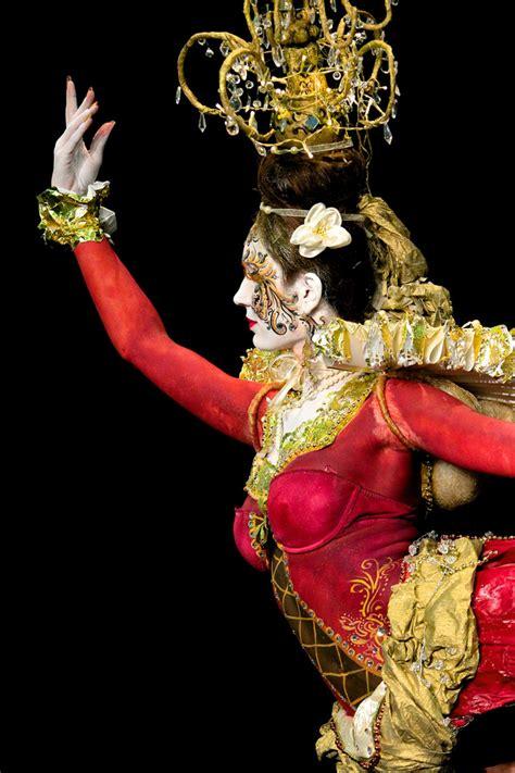 swiss painting festival il bodypainting si fa sempre pi 249 spettacolare www stile it