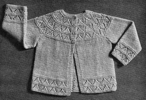 free newborn baby knitting patterns cardigans free knitting pattern puss baby cardigan sweater