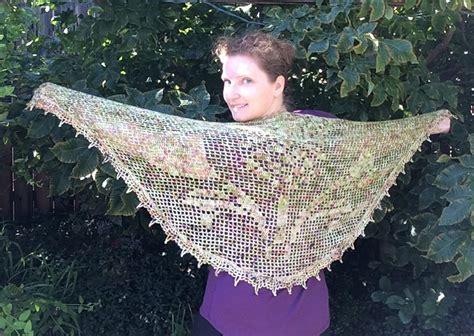 scottish knitting blogs monika s crocheted scottish voyager shawl knitting