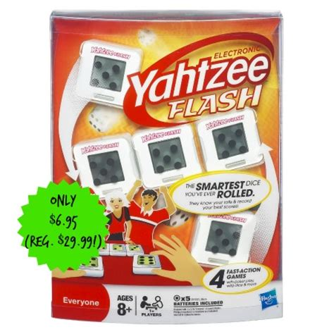 scrabble flash batteries electronic yahtzee flash only 6 95 free shipping great