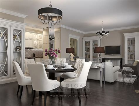kitchen living room design in the deco style modern living room ideas and pictures