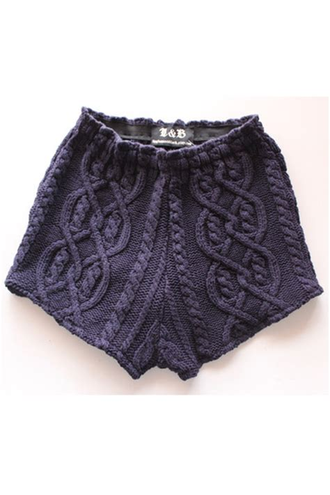 cable knit shorts sweater shorts lipgloss and black shorts quot cable knit