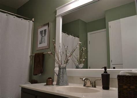 frame for bathroom mirror dwelling cents bathroom mirror frame