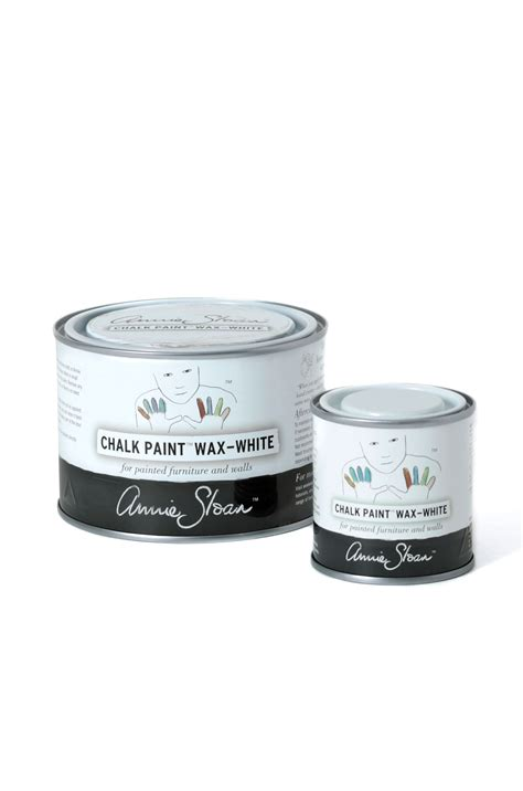 chalk paint and wax white chalk paint 174 wax sloan