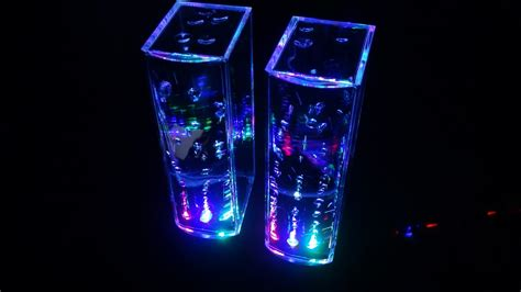 water led lights led water show light mini computer