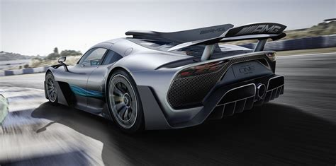 Mercedes Car by Mercedes Amg Project One Revealed F1 Car For The Road