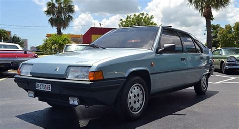 Citroen Gt For Sale by In The Us Low Mileage Citroen Bx Gt For Sale In