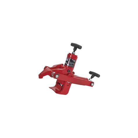 hydraulic bead breaker tool sealey hydraulic bead breaker tyre changers quality work
