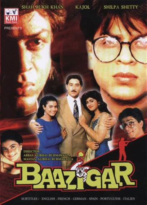 Bollywood Queens: Baazigar (1993): Revenge with twisted ...