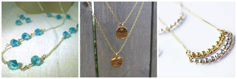 jewelry projects ideas delicate jewelry 12 dainty jewelry ideas