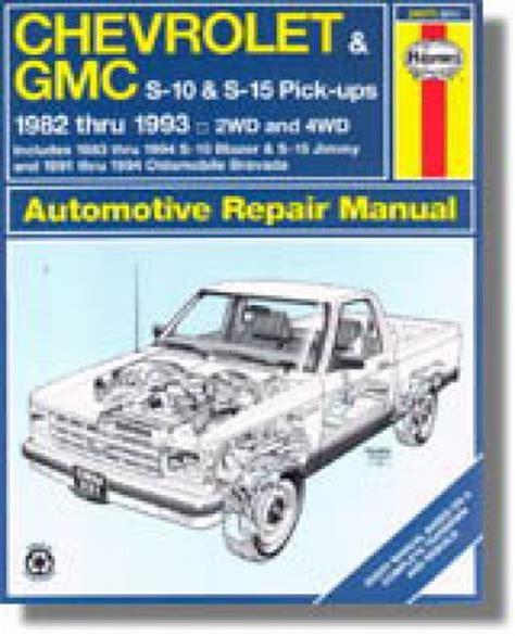auto repair manual online 1998 oldsmobile bravada head up display chevrolet s 10 pick up repair manual online from haynes html autos post