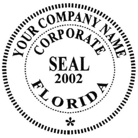 company rubber st template company seal st template 28 images custom rubber sts