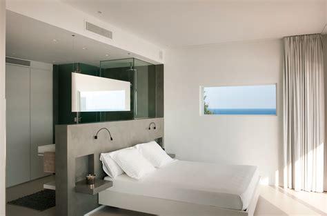 Bedroom And Bathroom Ideas by Open Plan Bedroom Bathroom Dressing Area Interior Design