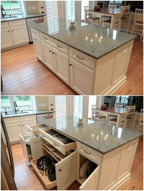 kitchen island with storage cabinets 25 awe inspiring kitchen island ideas blending with purpose