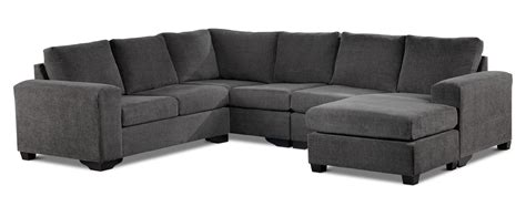 3 sectional sofa danielle 3 sectional with right facing corner wedge