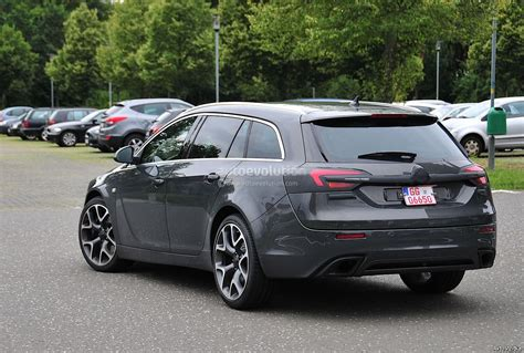 Opel Insignia Specs by 2016 Opel Insignia Sedan Pictures Information And Specs