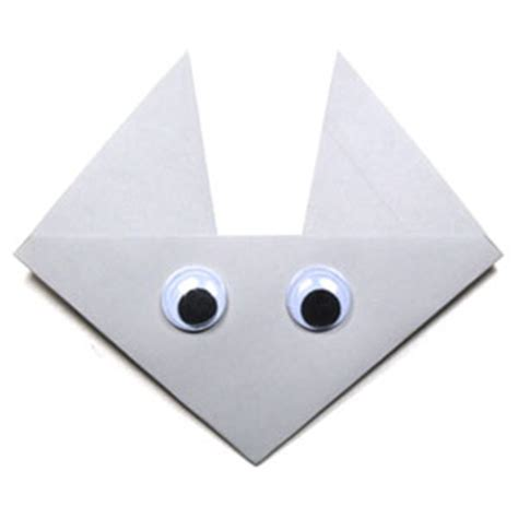 origami mouse easy how to make an easy origami mouse page 1