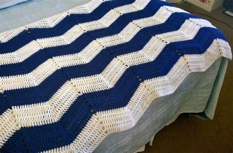 nautical blanket knitting pattern nautical chevron blanket 183 a knit or crochet blanket