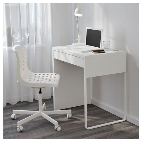 small white desk for micke desk white 73x50 cm ikea