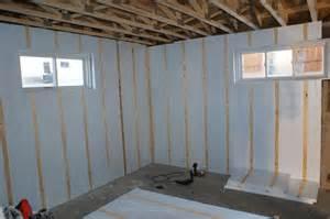 isolation cave comment bien isoler un sous sol et plafond