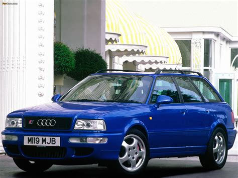 Why The Audi RS2 Is A Proper 90s Hero Car Audi Rs2