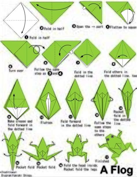 paper frogs origami 100 best origami images on paper origami