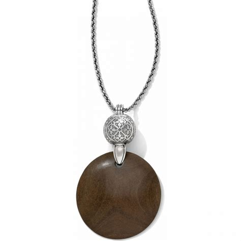 wood for jewelry ferrara roma wood necklace necklaces