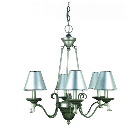 pewter chandelier hton bay 6 light antique pewter chandelier ec9073ap