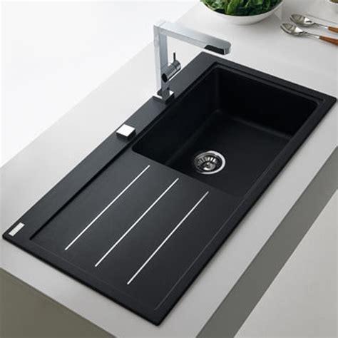 franke black kitchen sinks franke mythos fusion 1 0 bowl granite onyx black kitchen