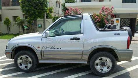 2000 Suzuki Vitara by Suzuki Vitara 2000 For Sale In Lahore Pakwheels