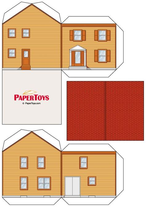 paper crafts house toys paper houses and house on